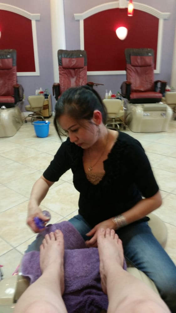Mani Pedi Nail Salon: 7730 E 37th St N, Wichita, KS