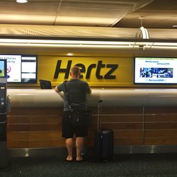 Hertz Rental Car Miami Fl Airport