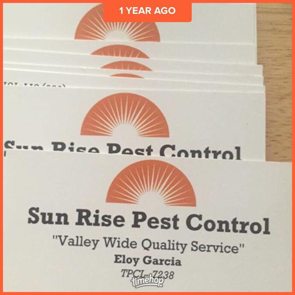 Sun Rise Pest Control: Los Fresnos, TX
