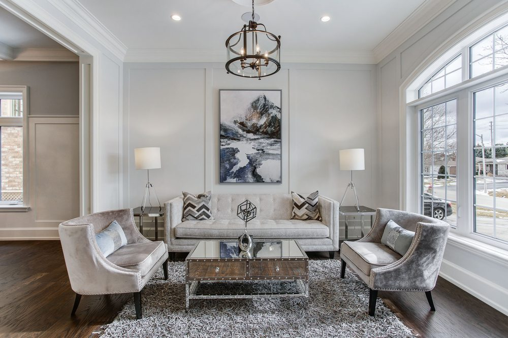Gta Fine Interiors Luxury Home Staging   Formal Sitting   Yelp