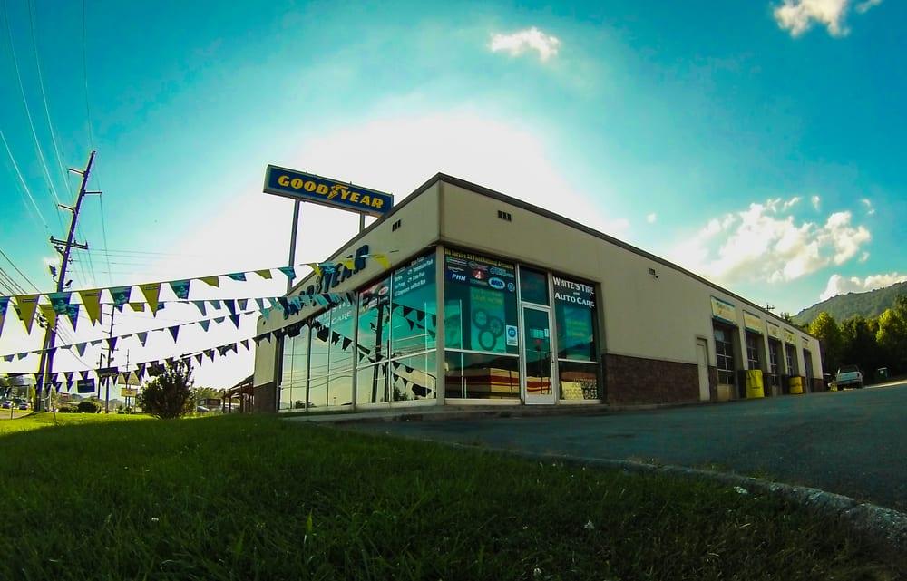 White's Tire & Autocare: 2208 Jacksboro Pike, La Follette, TN