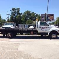 Eddie's Wrecker Service: 1410 Front St, Slidell, LA