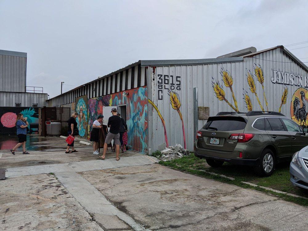 Jamison B Breadhouse Bakes: 3615 E 7th Ave, Ybor City, FL