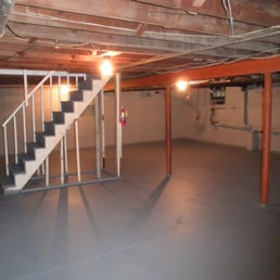 Etonnant Photo Of Perfect Basement   Cape May Court House, NJ, United States.  Waterproofed