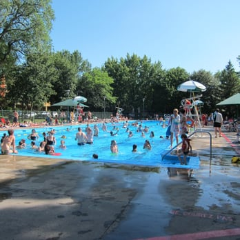 John F Kennedy Outdoor Public Pool Swimming Pools 860 Avenue Outremont Outremont Montreal