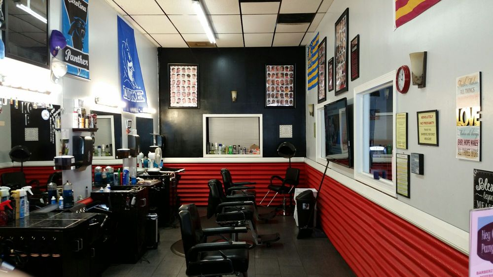 Barberz Beyond Measure: 900 E Main St, Haw River, NC