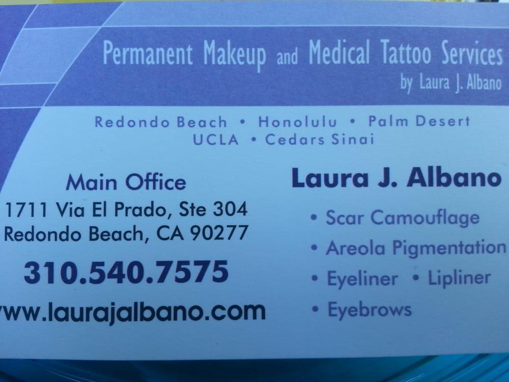 Laura Albano Redondo Beach Ca