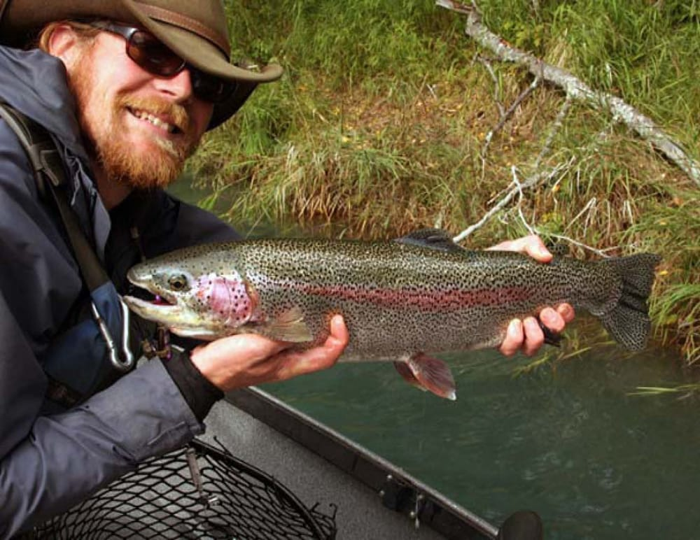 Alaska Rivers Company: Cooper Landing, AK