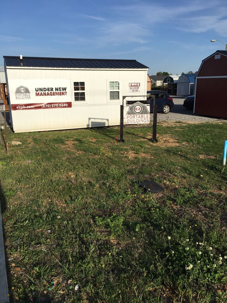 Ez Portable Buildings & Tiny Homes: 3600 S Caraway Rd, Jonesboro, AR