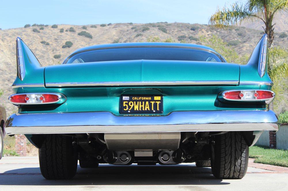 Hot Rod City Garage: 555 S Arrowhead, San Bernardino, CA