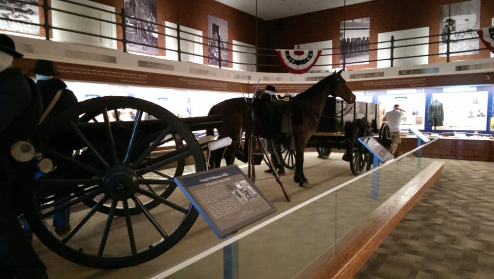 Missouri Civil War Museum: 222 Worth Ave, Saint Louis, MO