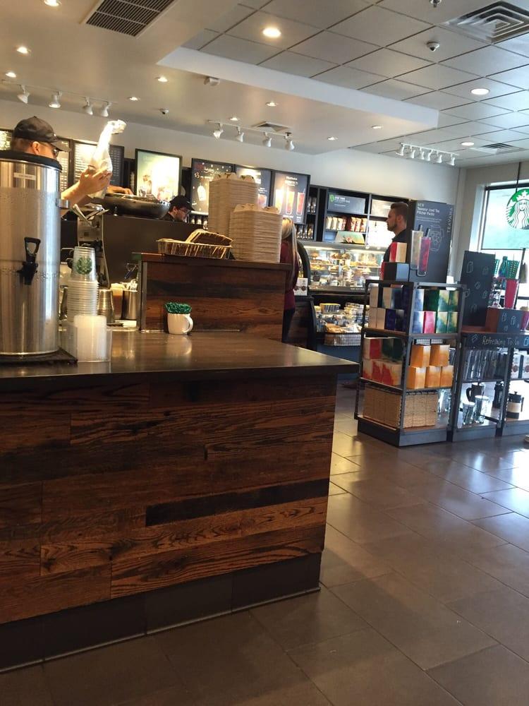 Starbucks 12 foto e 39 recensioni caff e t 184 for La baita di columbia nj