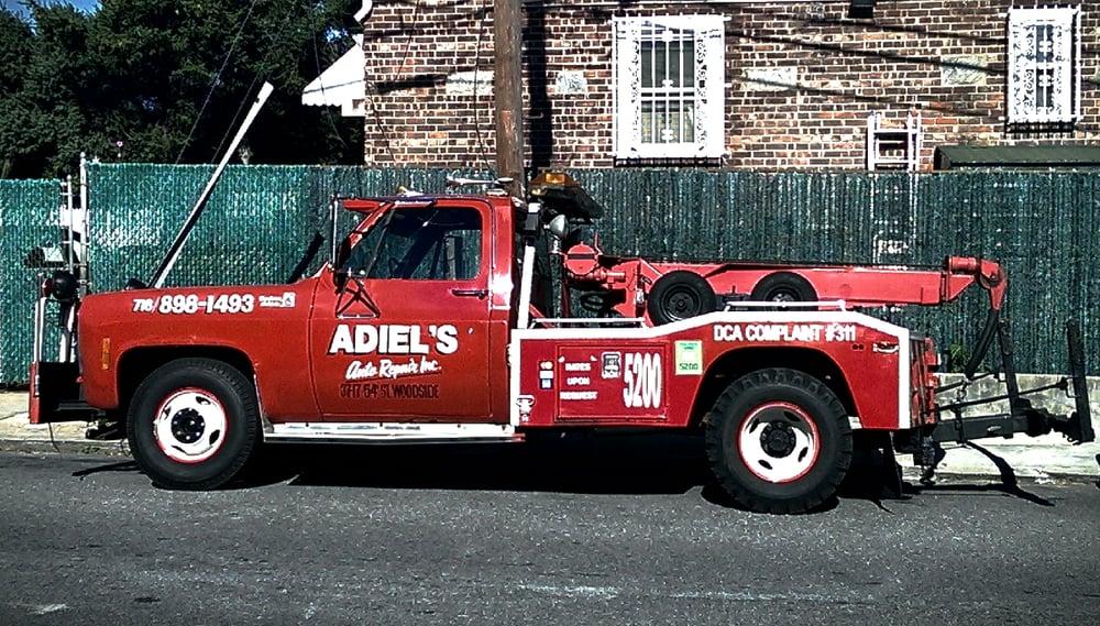 Adiel s Auto Repair - 39 Reviews - Motor Mechanics ...