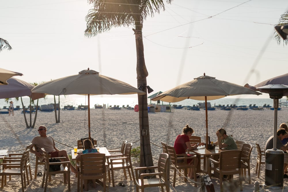 Bongos Restaurant St Pete Beach
