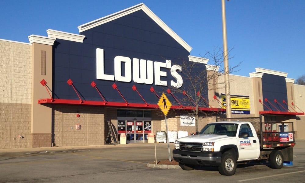 Lowe S Home Improvement 16 Reviews Building Supplies