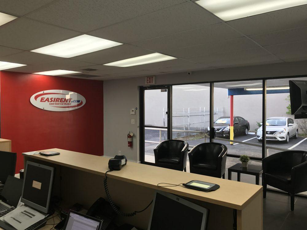 Easirent Car Rental Fort Lauderdale Airport