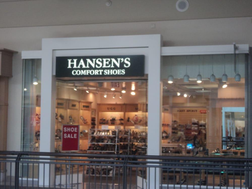 Hansen S Comfort Shoes San Jose Ca