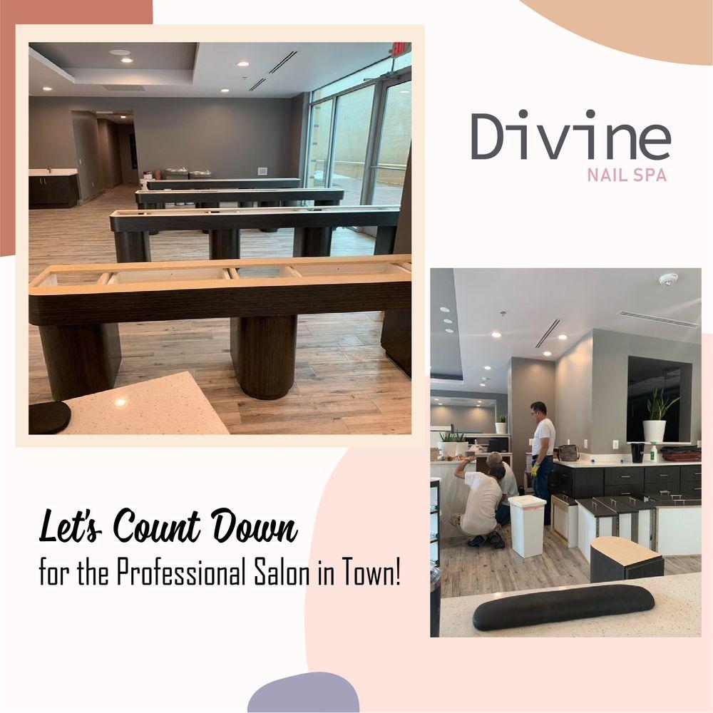 Divine Nail Spa: 1800 Mount Vermon Ave, Alexandria, VA