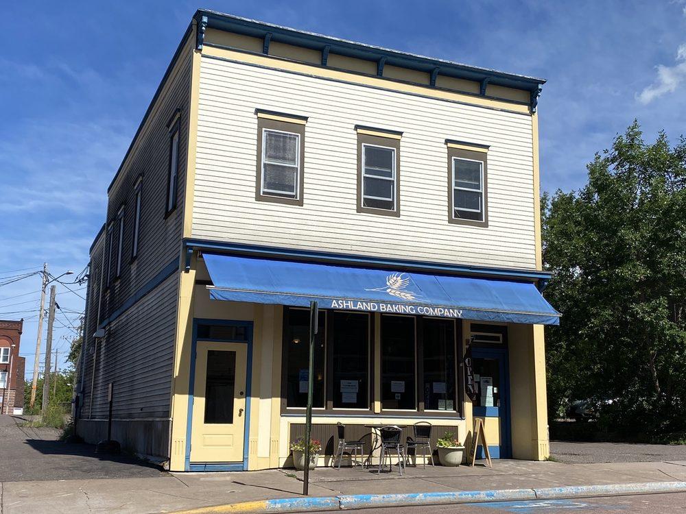 Ashland Baking: 212 Chapple Ave, Ashland, WI