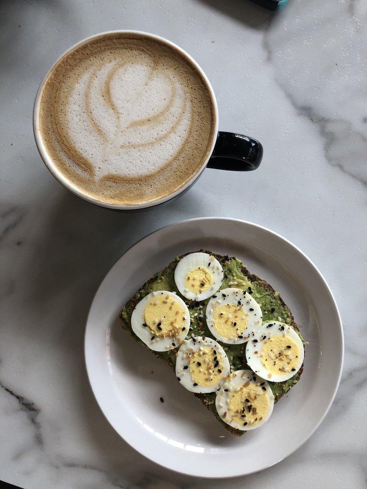 Vault Coffee: 324 E Sherman Ave, Coeur d'Alene, ID