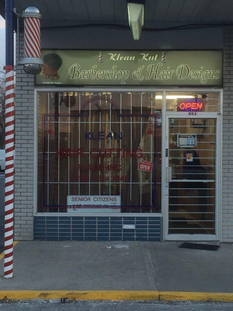Klean Kut Barbershop & Hair Designs