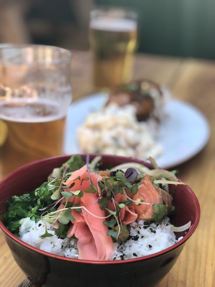 Pono Hawaiian Kitchen & Tap: 3744 Capitola Rd, Santa Cruz, CA