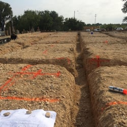 Photo Of Sauard Plumbing New Braunfels Tx United States Rough In Phase