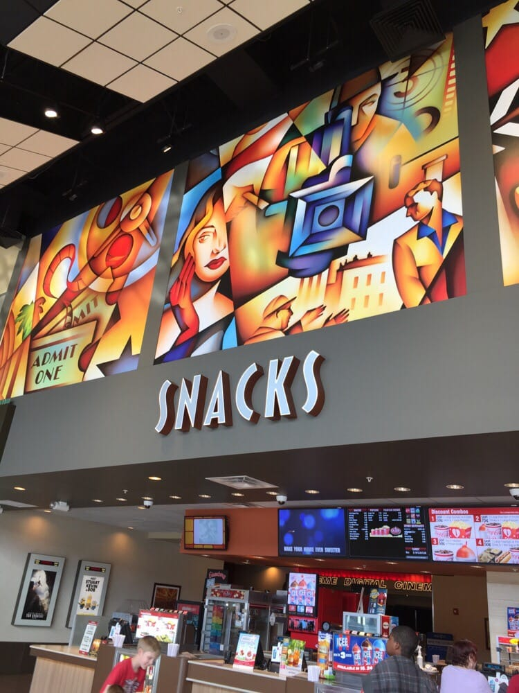 Cinemark West Valley City and XD: 5412 High Marketk Dr, West Valley City, UT