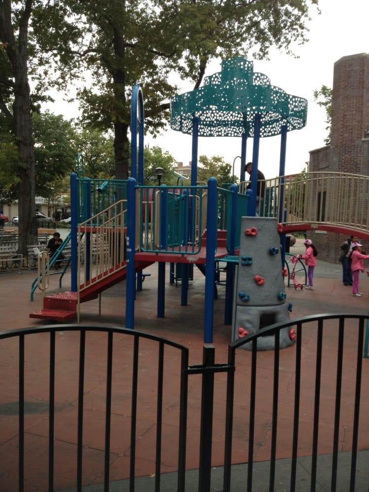 Ciccarone Park: 2401-2449 Hughes Ave, New York, NY