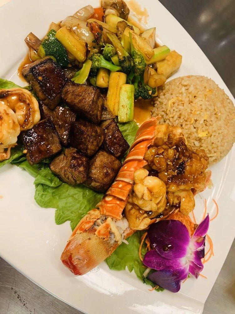 Tomodachi Japanese Steakhouse& Sushi Bar: 70 Buckwalter Rd, Royersford, PA