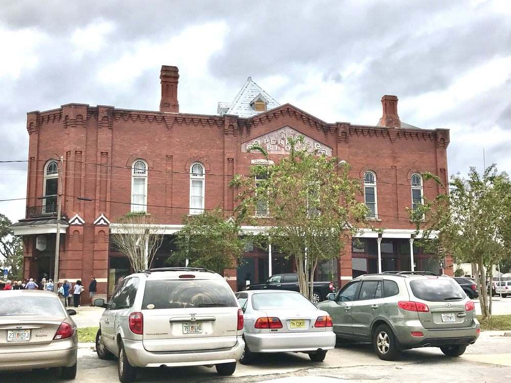The Monticello Opera House: 185 W Washington St, Monticello, FL