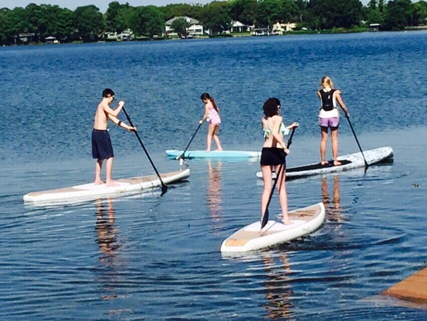 Paddleboard Orlando: 115 N Orlando Ave, Winter Park, FL