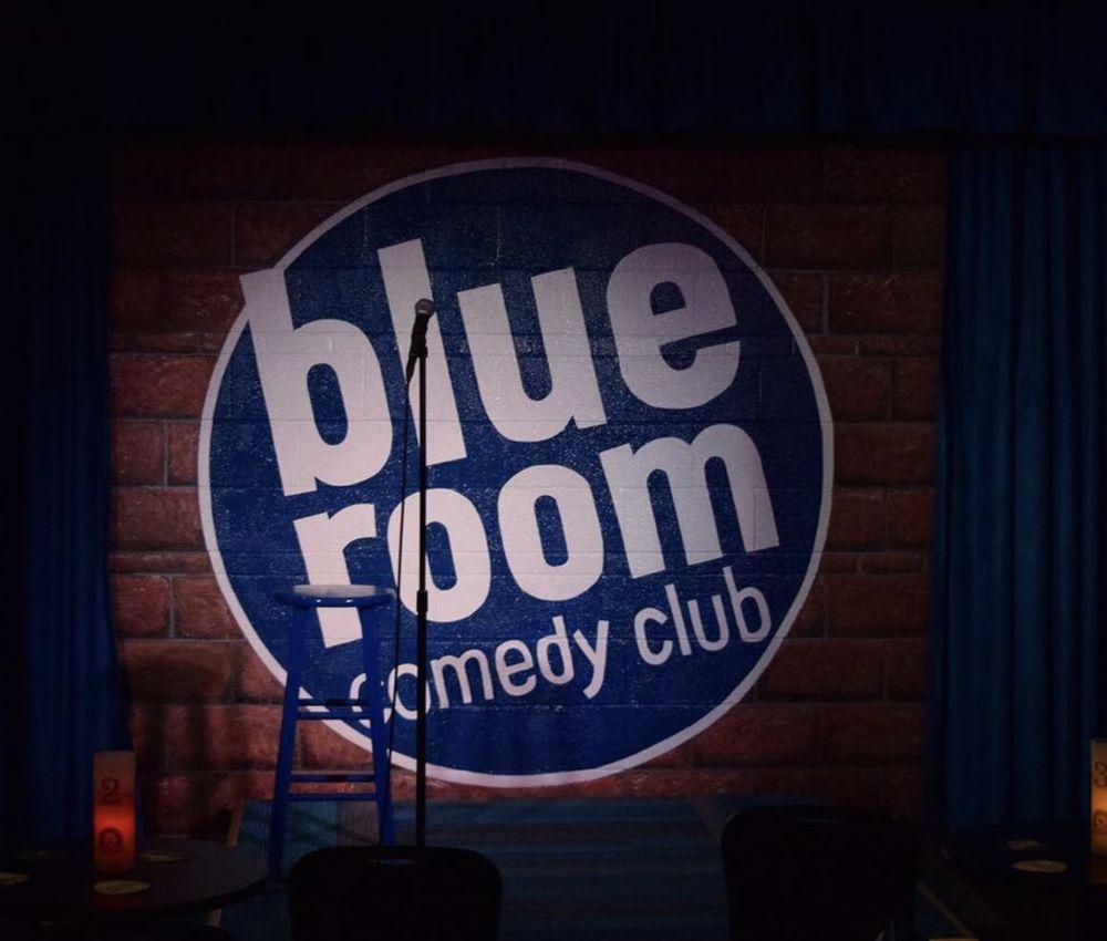 Blue Room Comedy Club: 541 E Saint Louis St, Springfield, MO