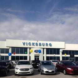 Ford Dealerships In Mississippi >> Vicksburg Ford Lincoln Car Dealers 2431 N Frontage Rd