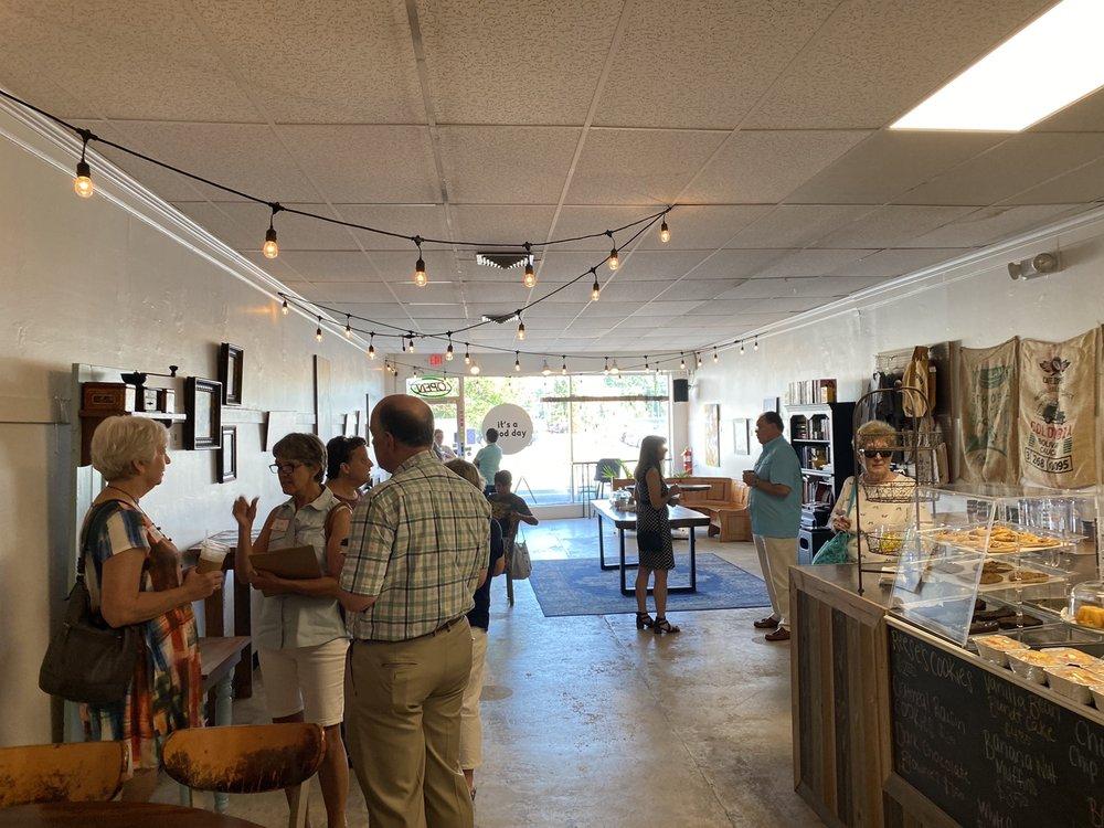 Storehouse Coffee shop: 107 E 2nd Ave, Franklin, VA