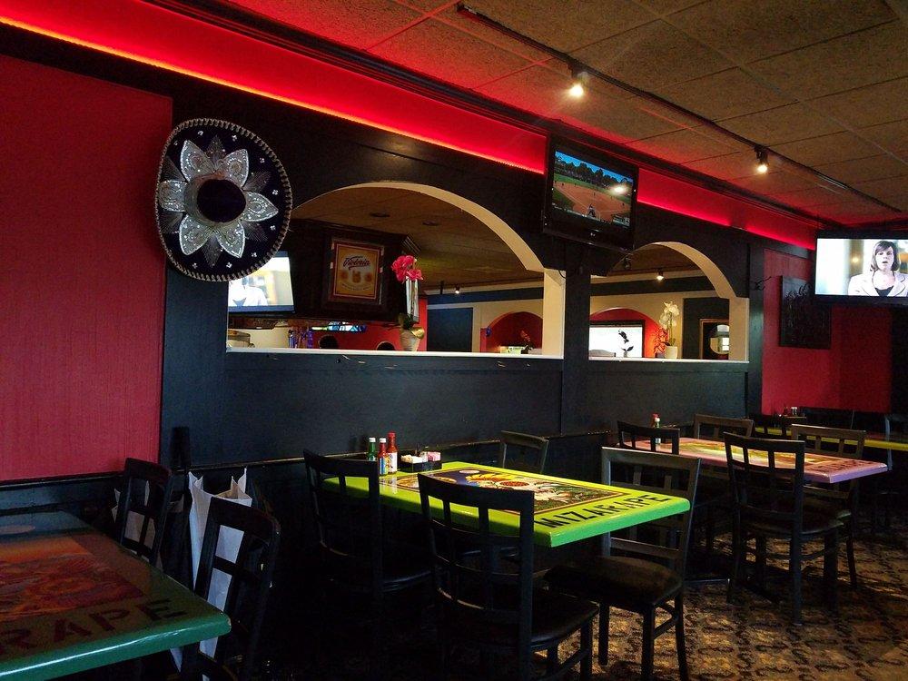 Pontiac Mexican Restaurants