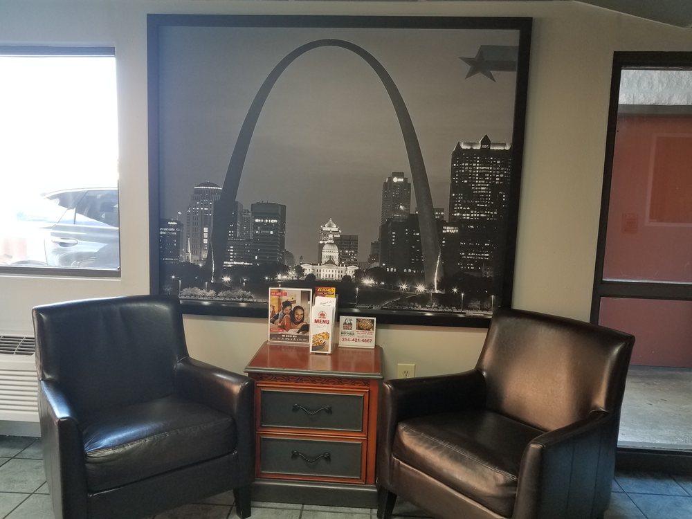Americas Best Value Inn St. Louis Downtown