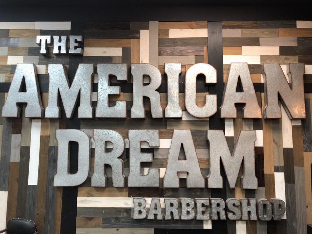 The American Dream Barber shop: 6174 Gunn Hwy, Tampa Bay, FL