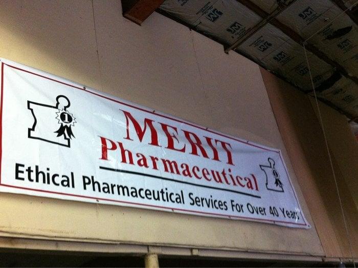Merit Pharmaceutical: 2611 N San Fernando Rd, Los Angeles, CA