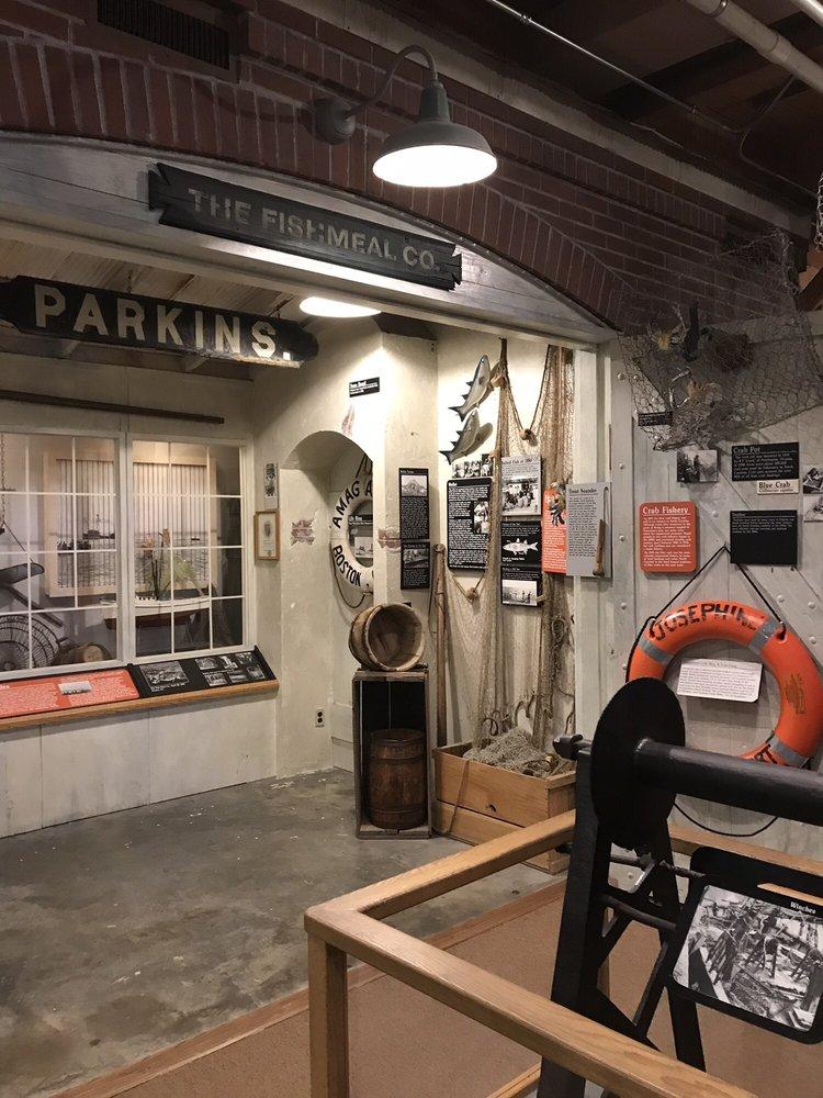 North Carolina Maritime Museum: 315 Front St, Beaufort, NC