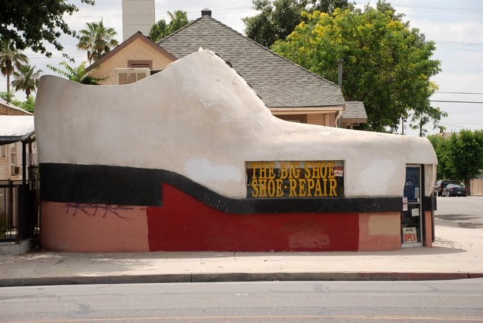 Big Shoe Repair Bakersfield Ca