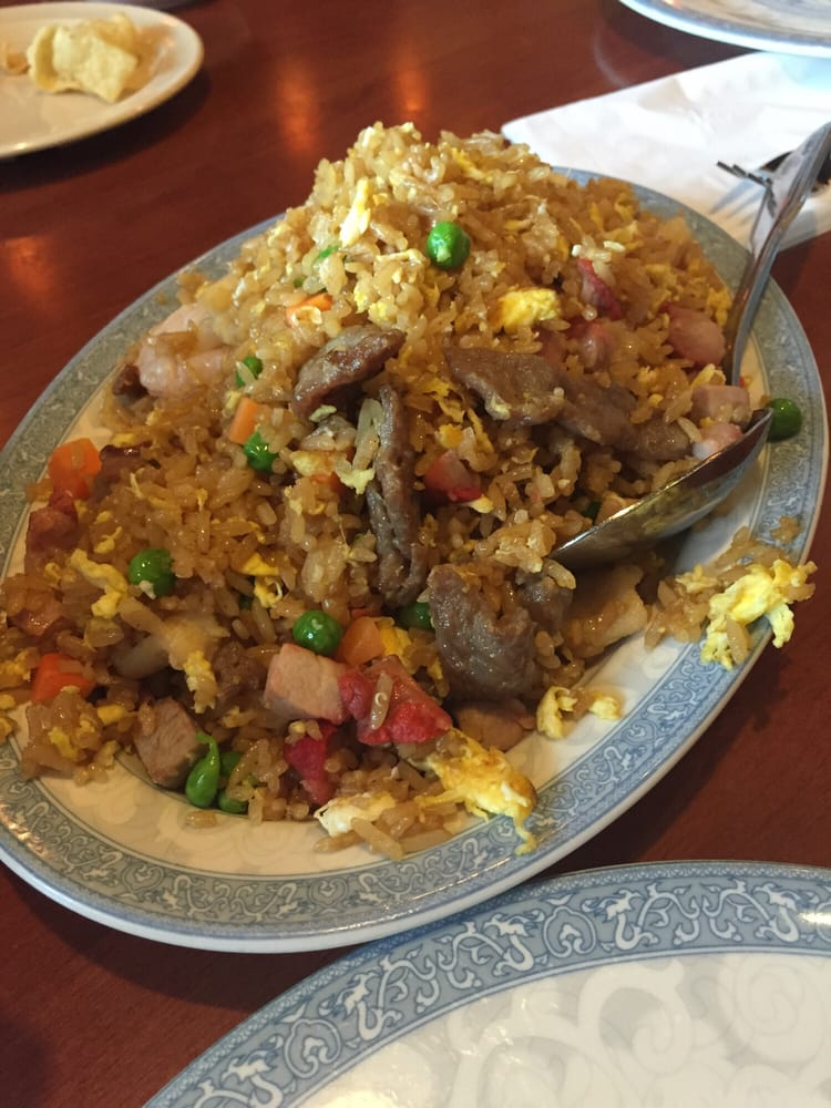 Combination fried rice house fried rice yelp for 77 chinese cuisine