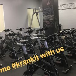 Krank It Spin Studio - CLOSED - Cycling Classes - 11911 US
