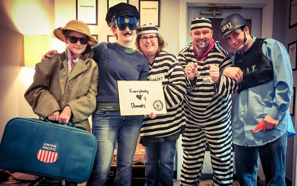 Social Spots from Black Key Escape Rooms