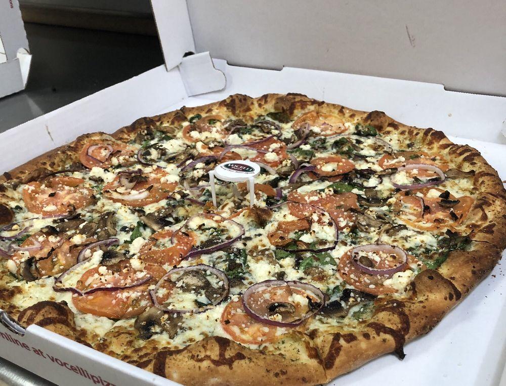 Vocelli Pizza: 46005 Regal Plz, Sterling, VA