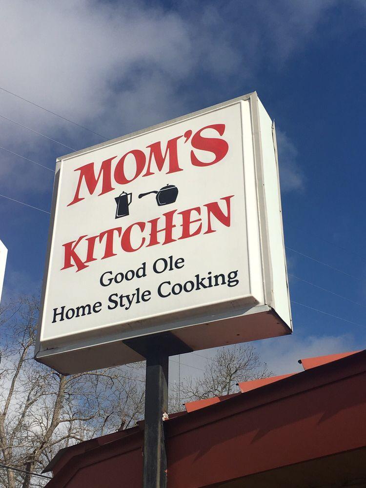 Mom's Kitchen: 6357 Hamilton St, Preston, GA