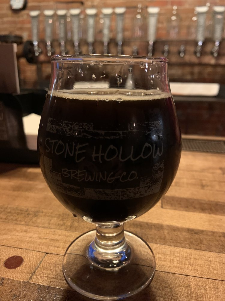 Stone Hollow Brewing Company: 301 Court St, Beatrice, NE