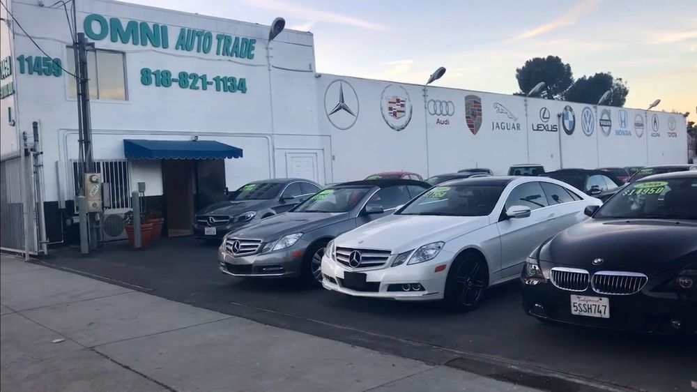 Omni Auto Trade 47 Reviews Car Dealers 11459 Ventura Blvd