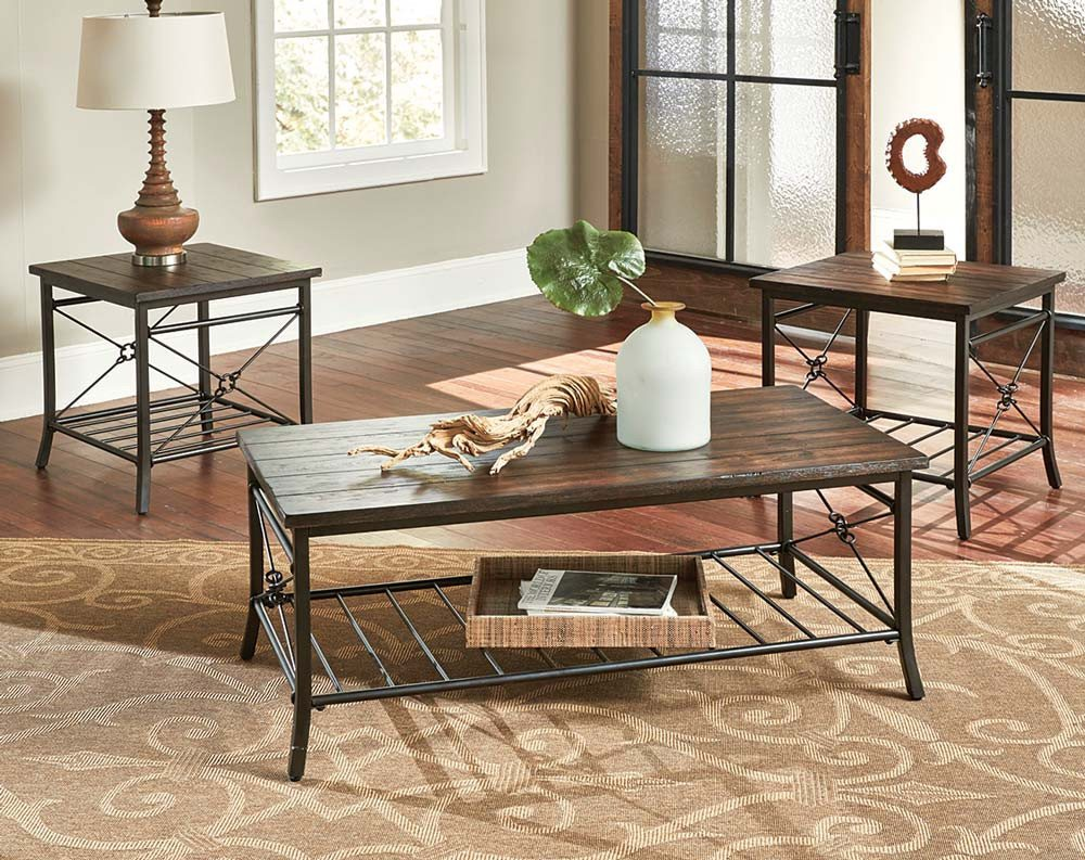 3piece coffee and end table sets in Marietta GA American Freight
