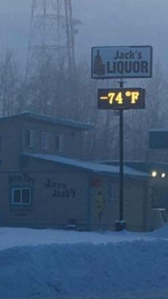 Jack's Liquor: 1544 Richardson Hwy, Delta Junction, AK